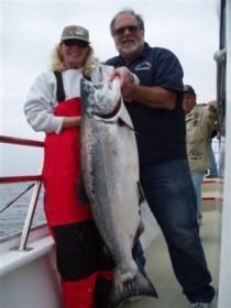Queen of hearts sportfishing captain bob ingles pillar for Capt bob fishing
