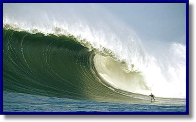 Photo courtesy of Frank Quirarte, MavSurfer.com