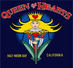 Queen of Hearts Logo Shirts